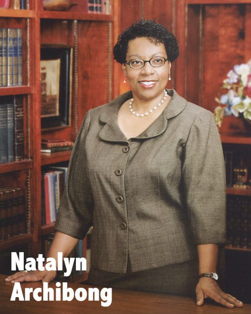 Council Member Natalyn Mosby Archibong